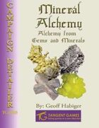 Mineral Alchemy: Alchemy from Gems and Minerals
