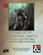 Thralls of Zuggtmoy, Part I