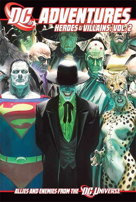 Adventures in the DC Universe: Legacies