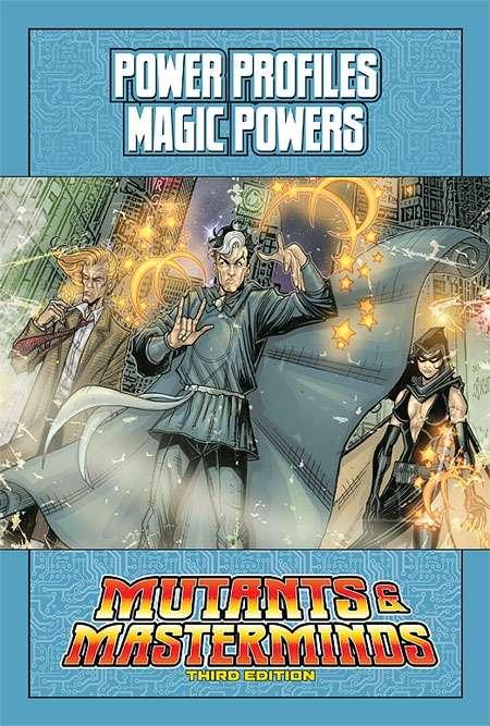 Mutants & Masterminds Power Profile #12: Magic Powers