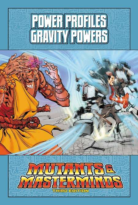 Mutants & Masterminds Power Profile #20: Gravity Powers
