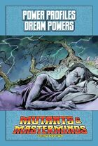 Mutants & Masterminds Power Profile #39: Dream Powers
