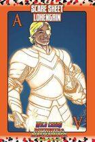 Wild Cards SCARE Sheet 14: Lohengrin