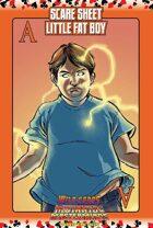 Wild Cards SCARE Sheet 18: Little Fat Boy