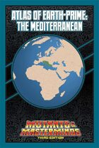 Mutants & Masterminds Atlas of Earth-Prime: The Mediterranean