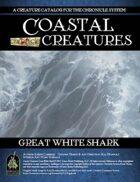 Coastal Creatures: Great White Shark