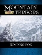 Mountain Terrors: Jumping Fox