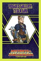 Mutants & Masterminds Rogues Gallery #10: Tesla Girl