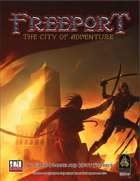 Freeport: The City of Adventure