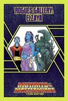 Mutants & Masterminds Rogues Gallery #22: Elzaya, Queen-Empress of the Infraverse