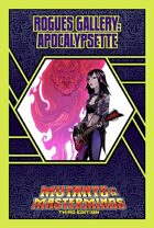 Mutants & Masterminds Rogues Gallery #35: Apocalypsette