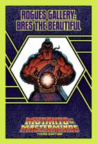 Mutants & Masterminds Rogues Gallery #38: Bres the Beautiful