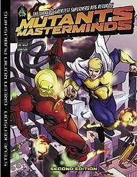 Mutants & Masterminds, Second Edition