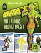 Mutants & Masterminds Villainous Archetypes 1