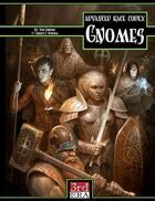 Advanced Race Codex: Gnomes