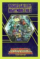 Mutants & Masterminds Rogues Gallery #49: Nightmare Child