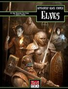 Advanced Race Codex: Elves