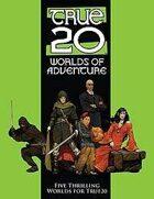 True20 Worlds of Adventure