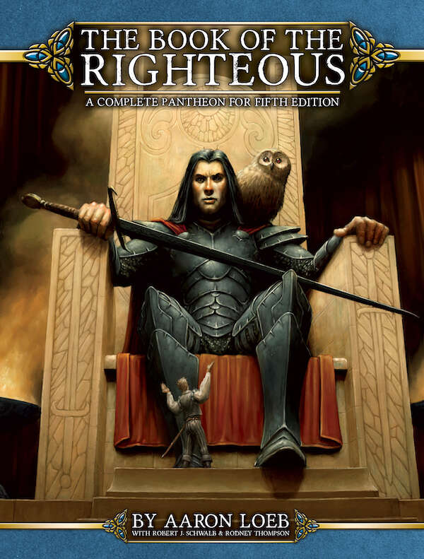 The Book of the Righteous (5E)