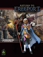 Return to Freeport, Part Five: A Storm of Sails