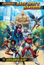 Mutants & Masterminds Basic Hero's Handbook