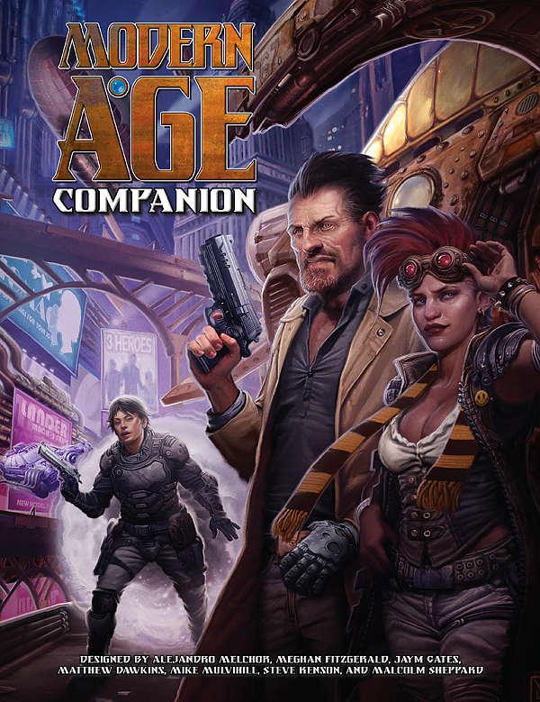 Modern AGE Companion