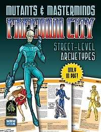 mutants and masterminds freedom city pdf