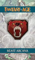 Fantasy AGE Spell Cards - Beast Arcana