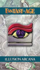Fantasy AGE Spell Cards - Illusion Arcana