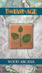 Fantasy AGE Spell Cards - Wood Arcana