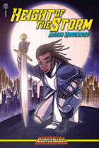 Height of the Storm - A Mutants & Masterminds Novel