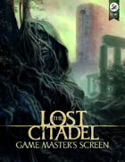 The Lost Citadel Game Master's Screen (5E)
