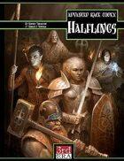 Advanced Race Codex: Halflings (d20 3.5)