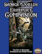 Savage Worlds Freeport Companion