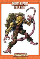 Mutants & Masterminds Threat Report #1: Pack-Rat