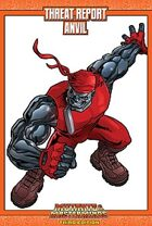 Mutants & Masterminds Threat Report #5: Anvil