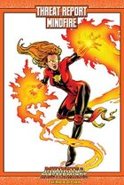 Mutants & Masterminds Threat Report #7: Mindfire