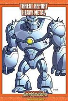 Mutants & Masterminds Threat Report #14: Heavy Metal
