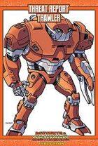 Mutants & Masterminds Threat Report #21: Trawler