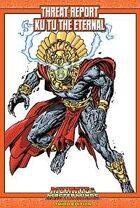 Mutants & Masterminds Threat Report #44: Ku Tu the Eternal