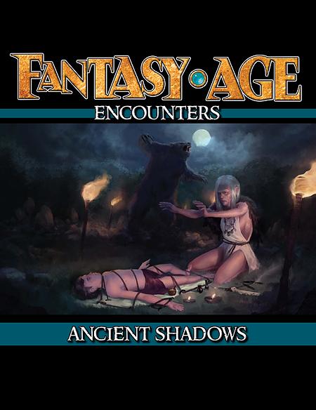 Fantasy AGE Encounters: Ancient Shadows