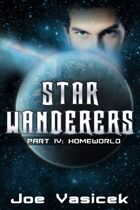 Homeworld (Star Wanderers, Book 4)