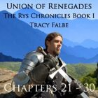 Union of Renegades audiobook Chapters 21 - 30