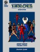 Comic Book Heroes - 2nd Edition
