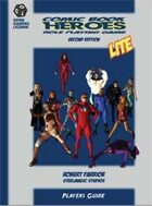 Comic Book Heroes - 2nd Edition LITE