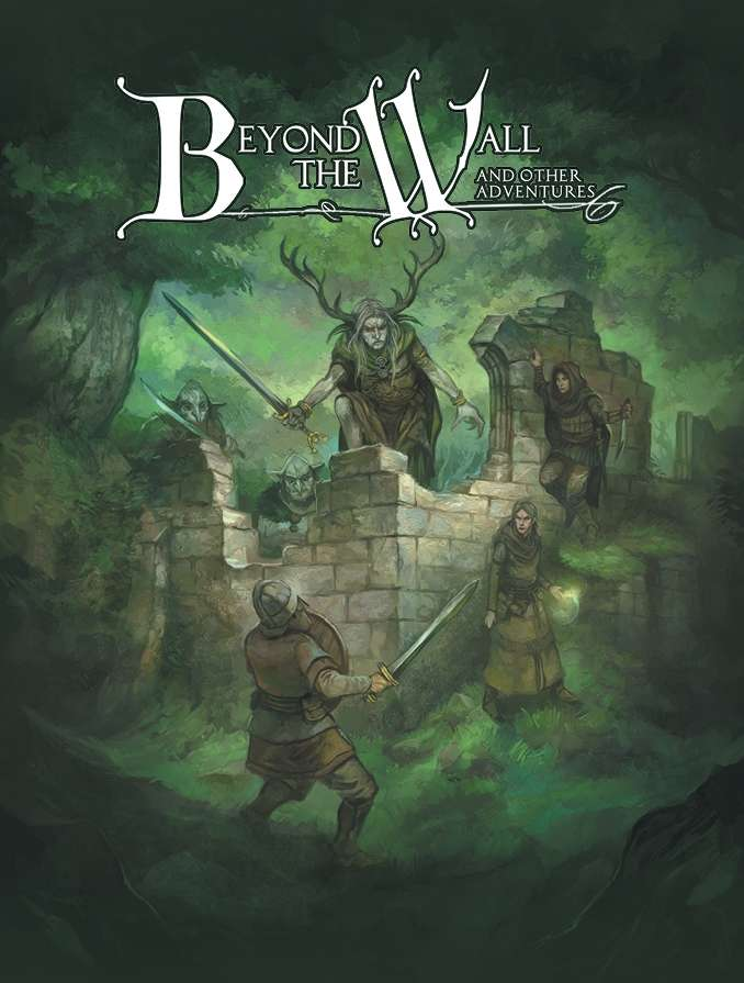 Beyond the Wall and Other Adventures