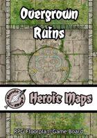 Heroic Maps: Overgrown Ruins