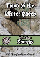 Heroic Maps - Storeys: Tomb of the Winter Queen