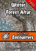 Heroic Maps - Encounters: Winter Forest Altar
