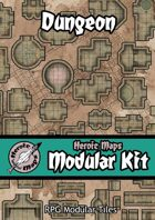 Heroic Maps - Modular Kit: Dungeon